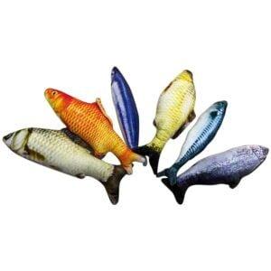 Dancing Fish Cat Toy