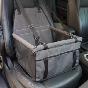 Dog Car Seat Carrier b