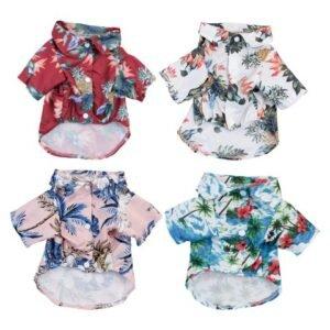 Hawaiian Shirts For Dogs / Cats