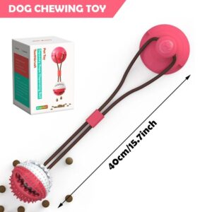 the chewy ball toy for teeth cleaning